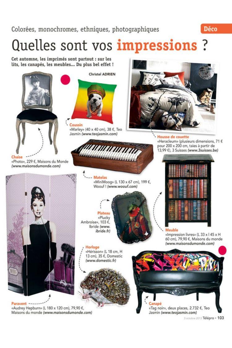 Canape Chien Maison Du Monde press is talking about it! | teo jasmin