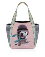 Tote bag Teo Jockey