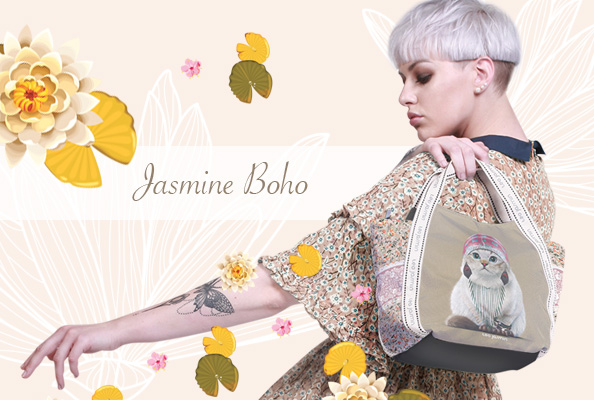 Fall / Winter 2017-2018 Collection Leather Goods Teo Jasmin